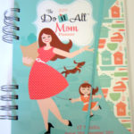 Mom Planner Review and Giveaway!!