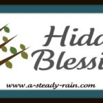 Hidden and Not So Hidden Blessings…Thankful on a Thursday 03/03/2011