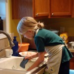 Kid Chores and the Abundance of Our Days
