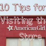 10 Tips for Visiting the American Girl Store