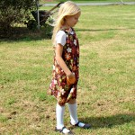 Simple Jumper Dress for Girls