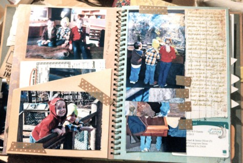 Smashbook Journaling at Walking in High Cotton