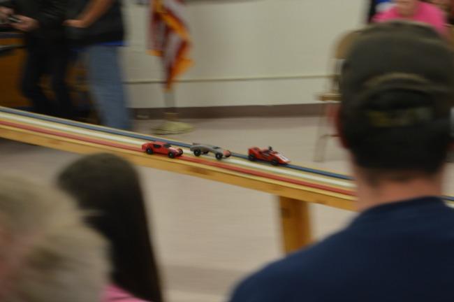 pine car derby 8