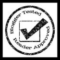 blogger tested mom approved button