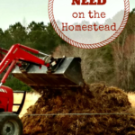 5 Days of Summer Reading {Books You Need on the Homestead}