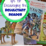 5 Days of Summer Reading {Tips For Encouraging the Reluctant Reader}