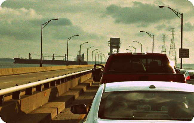 Welcome to rush hour in Hampton Roads!