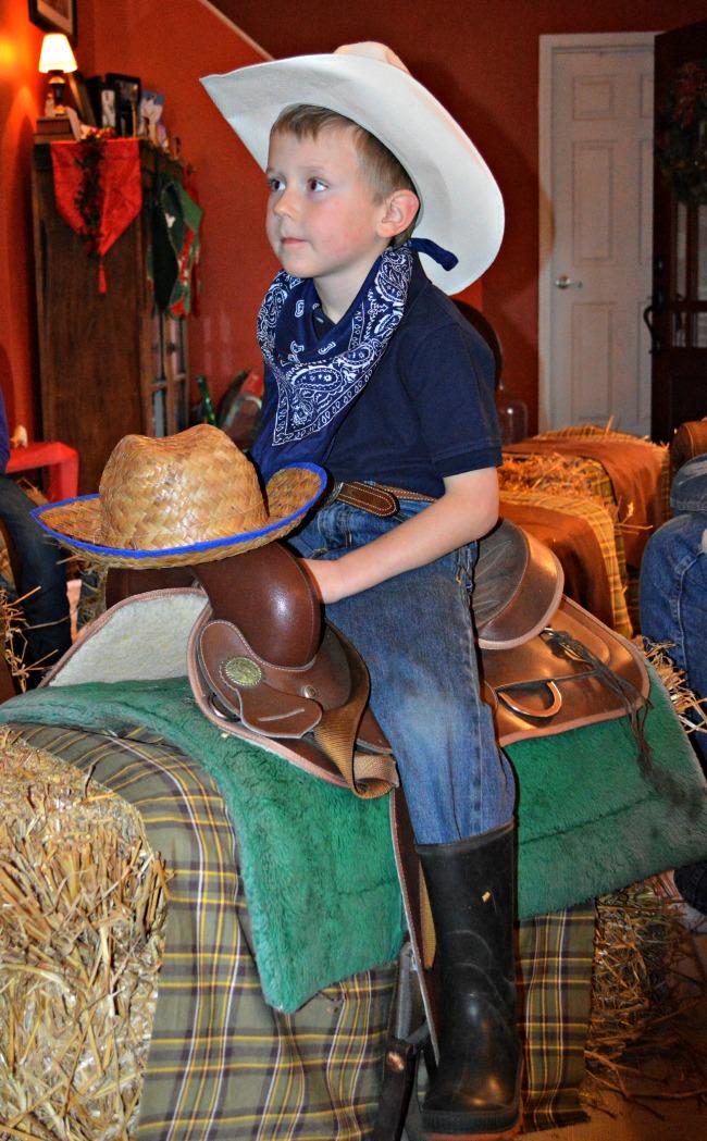cowboy birthday 8
