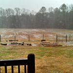 Big Bellies and Mud Puddles…the Daily Farm Adventures