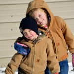 Snow Days!…the Daily Farm Adventures