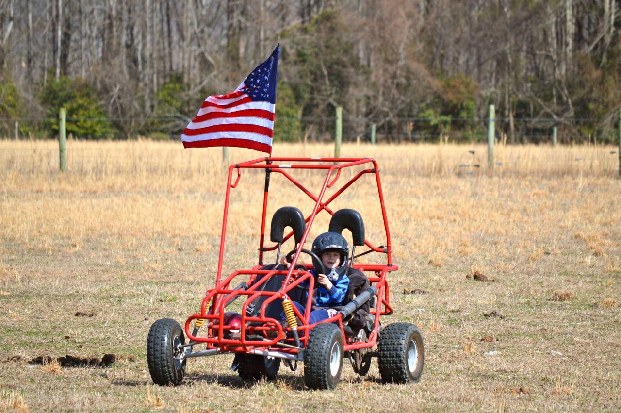 go cart weekend 4