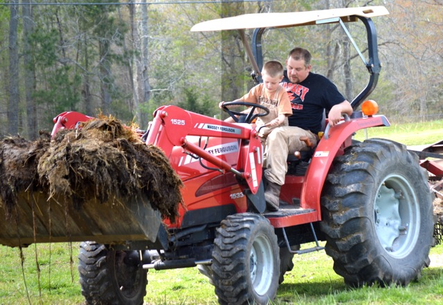 spring chores 10