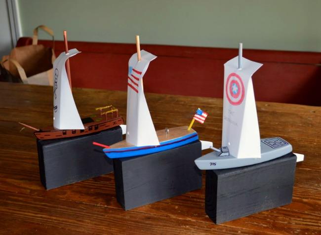 sailboat regatta 1