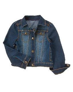 crazy 8 jean jacket