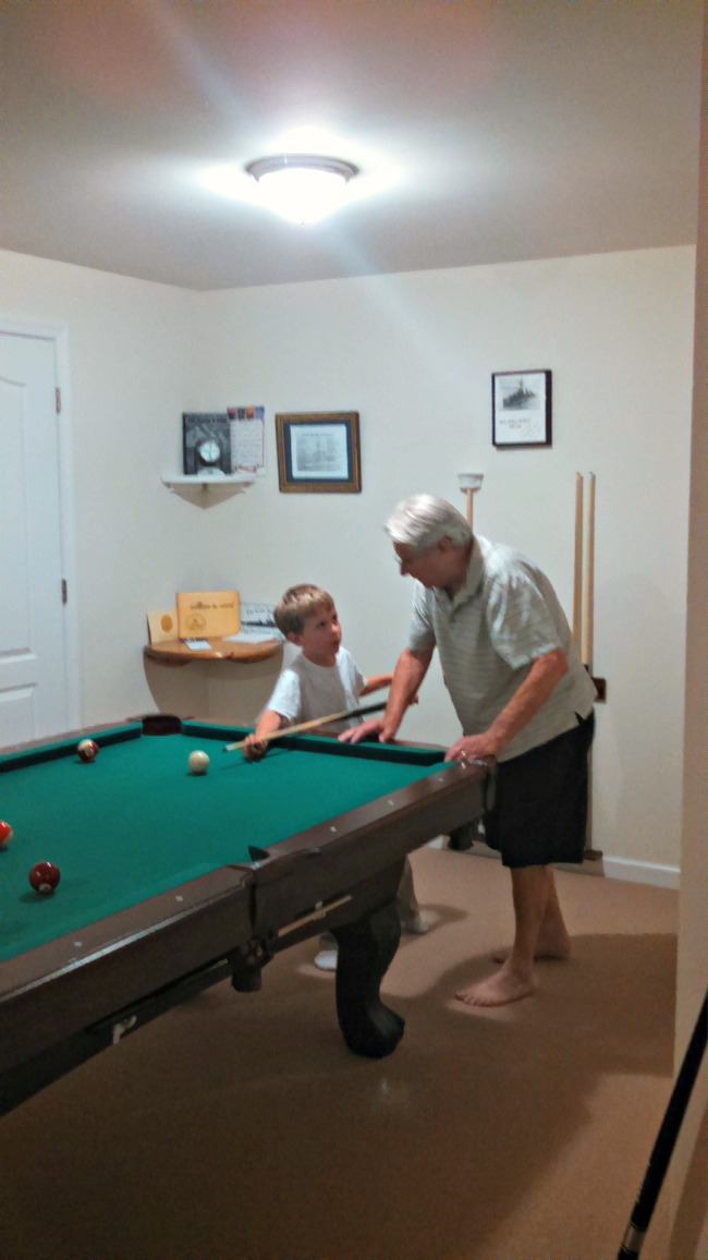 with grandpa 1