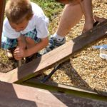 Growing into Their Toolbelts…the Daily Farm Adventures {69}