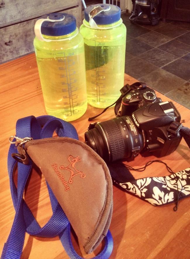 daypack gear