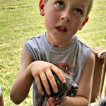 Dogs, Bugs, and Muddy Ponds…the Daily Farm Adventures {91}