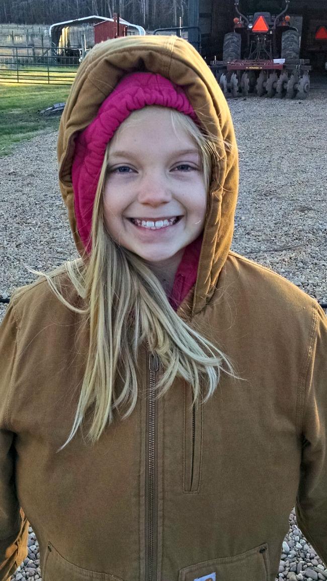 farm girl 1