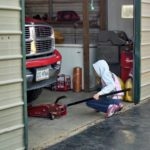 Garage Girls and Farm Trucks…the Daily Farm Adventures {106}