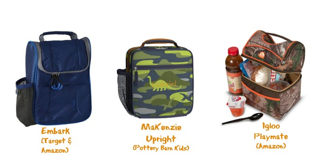 lunchboxes for every day packers!
