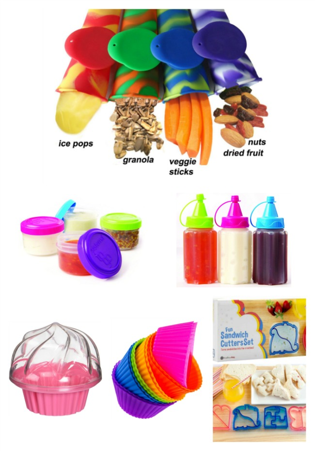 fun extras for every day lunch packing