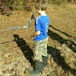 Fixing Fence and Family Time…the Daily Farm Adventures {117}