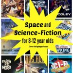 Space and Science-Fiction Adventure Books for 8-12 Year Olds