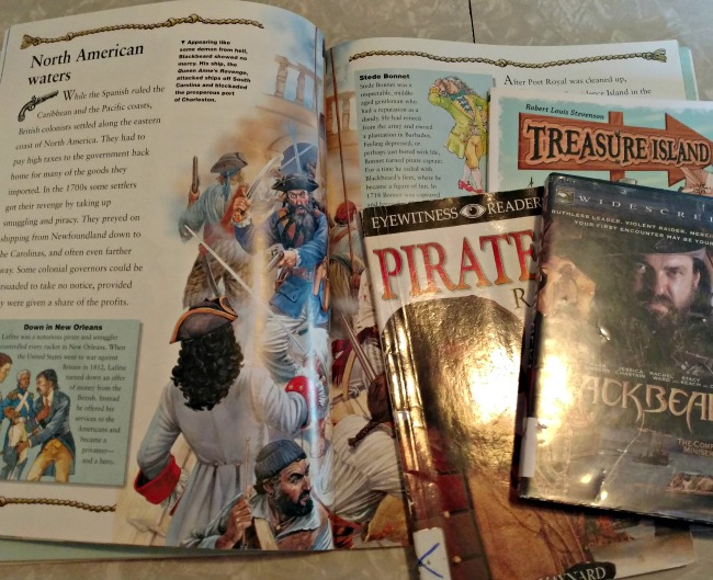 pirate unit study
