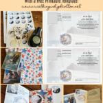 DIY 50 State Passports…with FREE Printable