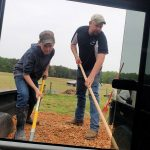 Let the Outside Work Commence…The Daily Farm Adventures {129}